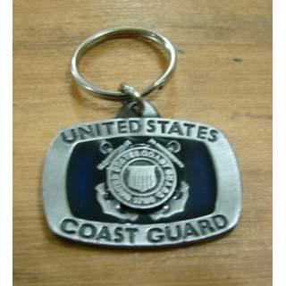 US Coast Guard Boaties Key Ring