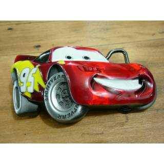 CARS Lightning McQueen Belt Buckle