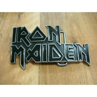 Iron Maiden Music Group Belt Buckle