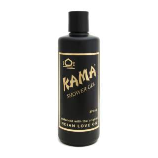 Kama Shower Gel is suitable for all skin types.375ml