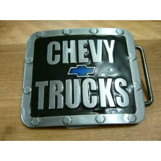 CHEVY TRUCKS Belt Buckle *New Design*