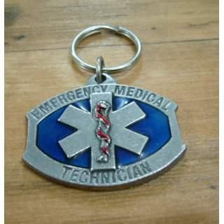 Emergency Medical Technician EMT Key Ring