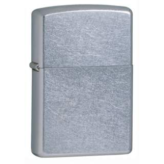 Street Chrome Zippo Lighter