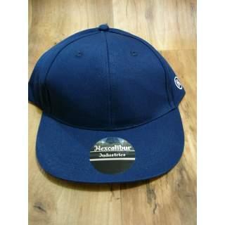 Genuine Hexcalibur Snap Back Cap (Navy Blue)