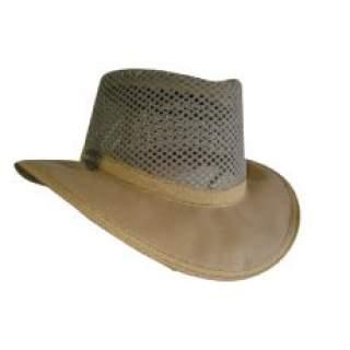 Oilskin Mesh Hat