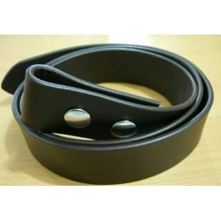 """35mm NZ Made Brown Leather Belt 36-40"""" =92-102cm Waist"""