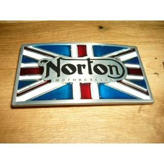 Norton Motorcycle Belt Buckle.A1 Grade.