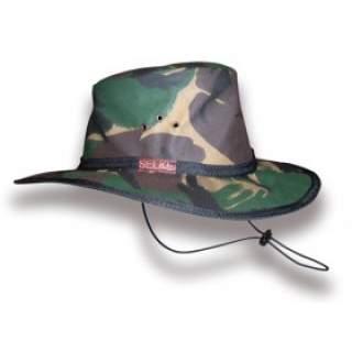 Oilskin Hat - Camo
