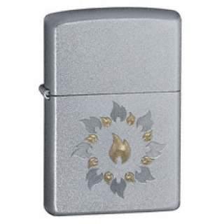 Ring of Fire Zippo Lighter