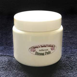 Topical pain relief cream. 100ml