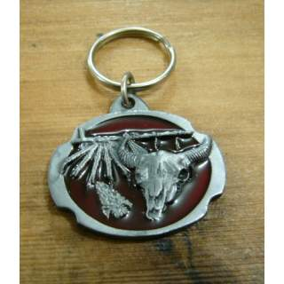 Native American Artefacts Key Ring