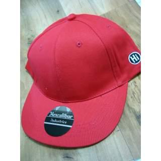 Genuine Hexcalibur Snap Back Cap (Red)