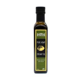 Pure Creamy Hemp Seed Oil
