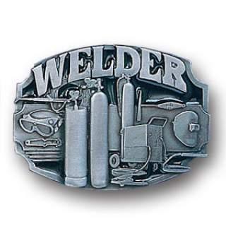 Welder Trade Belt Buckle.Made In The USA