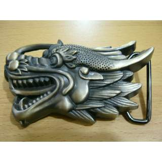 Golden Dragon Belt Buckle *Just Arrived*