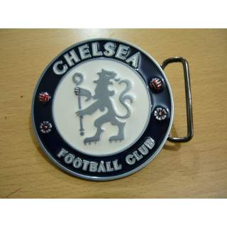 Chelsea Football Club Supporters Belt Buckle