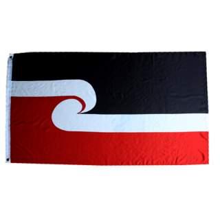 Tino Rangatiratanga Maori Flag
