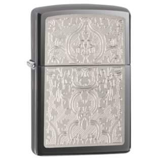 Oriental Abstract Zippo Lighter