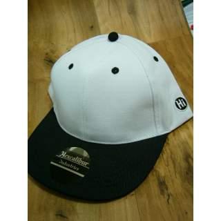 Genuine Hexcalibur Snap Back Cap (Black & White)