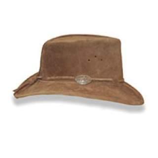 Bush Hat Suede