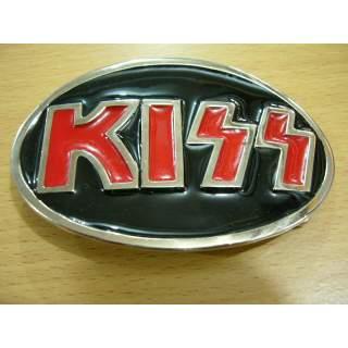 KISS Music Group Belt Buckle