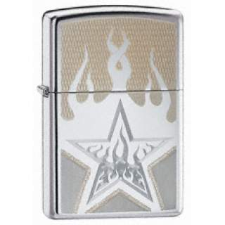 Fire Star Zippo Lighter