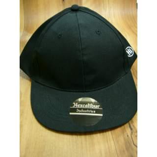 Genuine Hexcalibur Snap Back Cap (Jet Black)