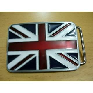 Union Jack Flag (British Bikes) Belt Buckle.