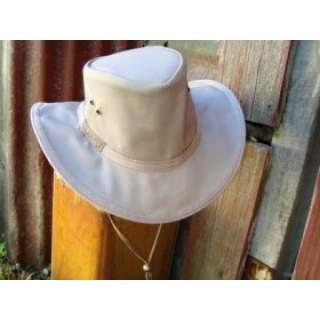 Crushable Cotton Blend Hat