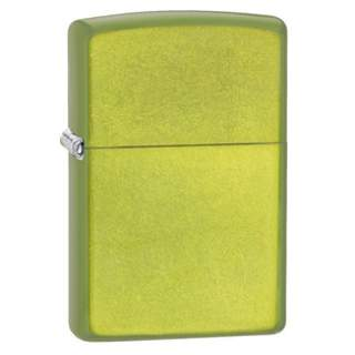 Lurid™ Green Zippo Lighter *New Colour* Awesome