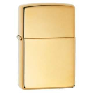 High Polished Brass Mirror Finish.Zippo Lighter
