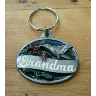 Grandma Key Ring.Great Gift Idea.