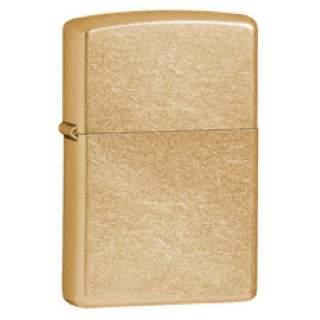 Gold Dust Finish Zippo Lighter