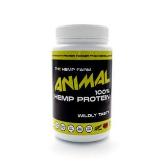 ANIMAL Hemp Protein Powder 500gm
