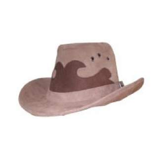 Suede Rodeo Hat