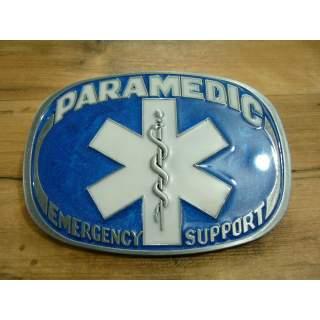 PARAMEDIC EMERGENCY SUPPORT BELT BUCKLE